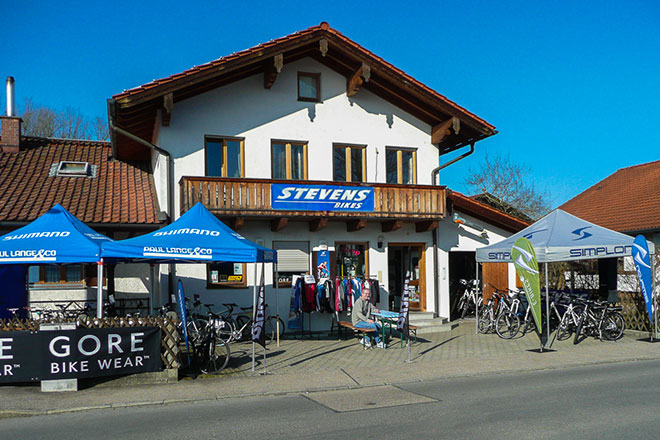 Franz' Bikeshop in Bad Aibling